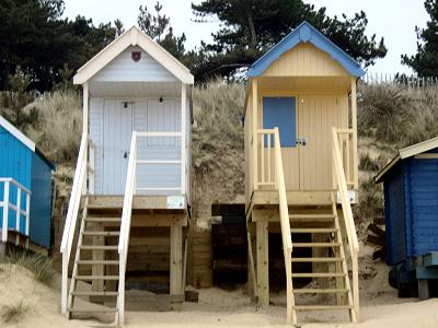 Beach huts beach huts for sale beach huts built to order for Beach hut designs