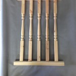 Turned spindles